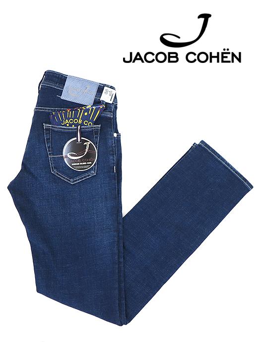 ジーンズ/ストレッチデニム/J622 COMFORT【JACOB COHEN/ヤコブコーエン】ja6024277-インディゴブルー