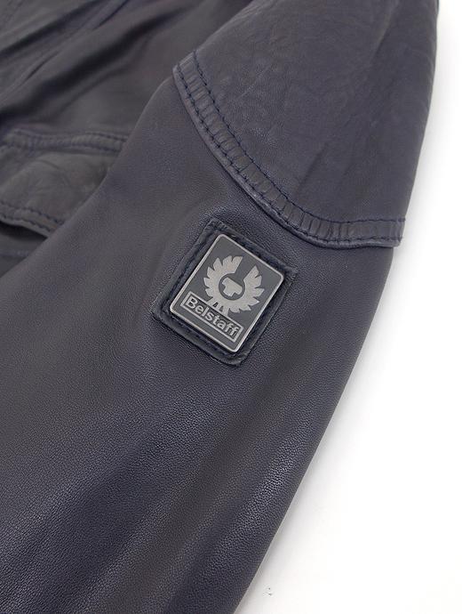 レザージャケット TRIALMASTER PANTHER 2 0 JACKET BELSTAFF ベルスタッフ bel400404-ネイビーNOPkX8n0w