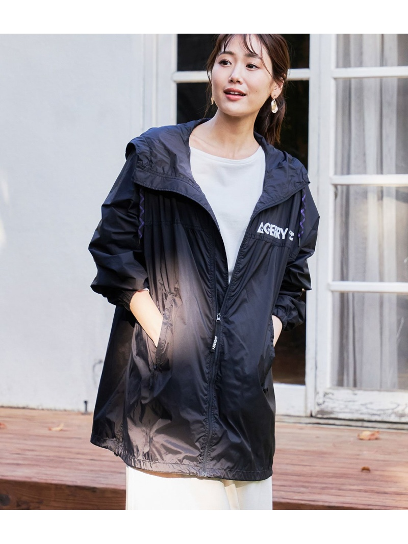 [Rakuten Fashion]【WEB限定】【GERRY】ライトロングジャケット ROPE' PICNIC ロペピクニック コート/ジャケット コート/ジャケットその他 ブラック ベージュ【先行予約】*【送料無料】