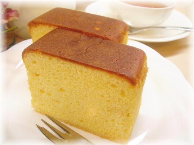 ケーキ レシピ ブランデー 【卵白消費】大人の味わい!ブランデーケーキのレシピ!