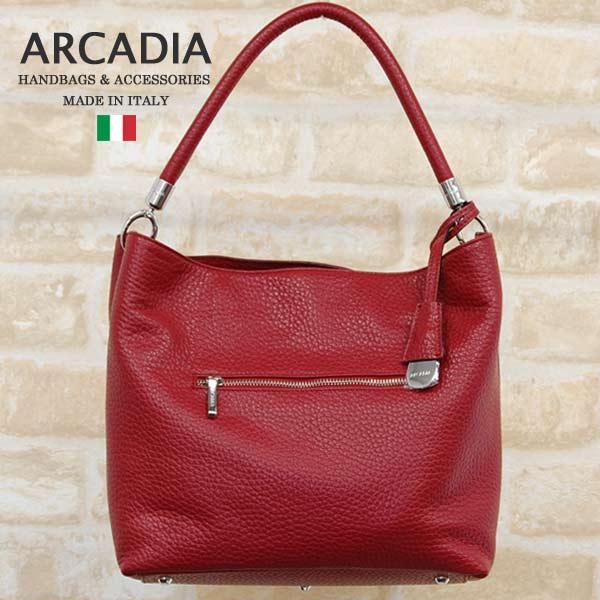 イタリア製バッグARCADIAアルカディアarcadia-6758-redレッド36000