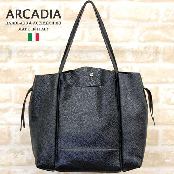 イタリア製バッグARCADIAアルカディアarcadia-8605-blackブラック