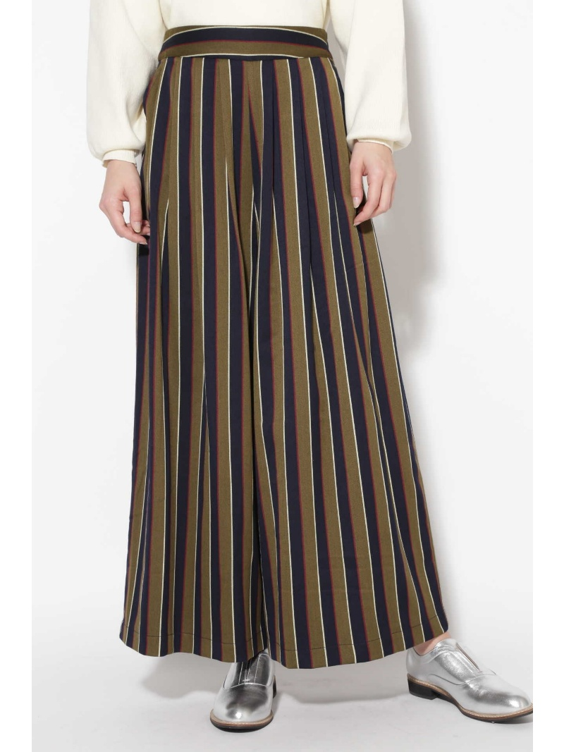 [Rakuten BRAND AVENUE]【SALE/30%OFF】GREEN LIGHT CULOTTE TROUSERS ROSE BUD ローズバッド パンツ/ジーンズ【RBA_S】【RBA_E】【送料無料】