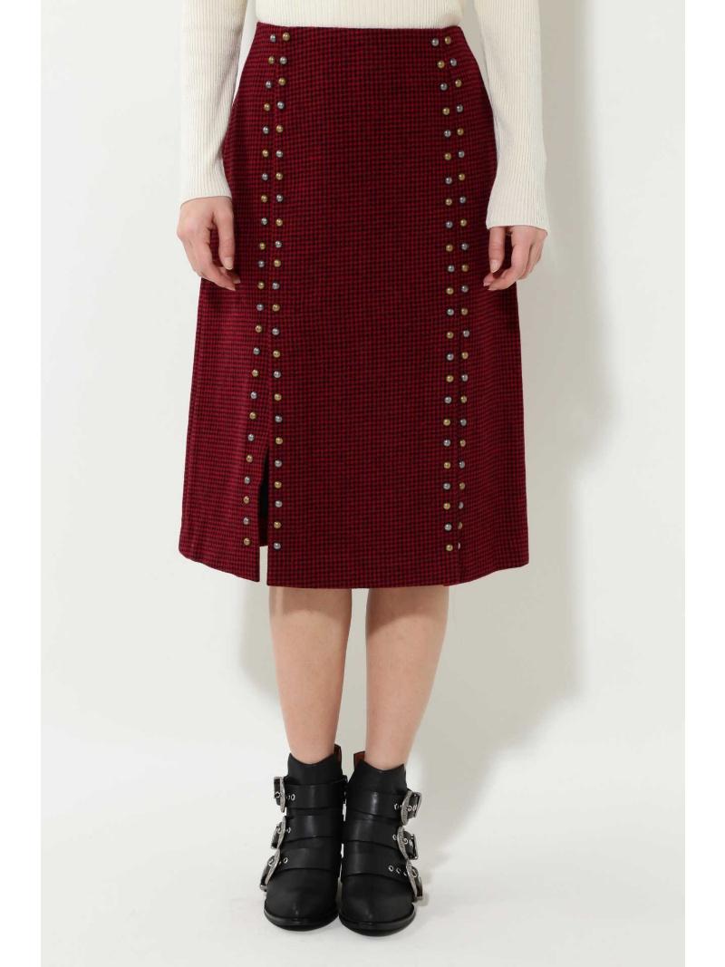 [Rakuten BRAND AVENUE]【SALE/40%OFF】MAISON SCOTCH スカート ROSE BUD ローズバッド スカート【RBA_S】【RBA_E】【送料無料】