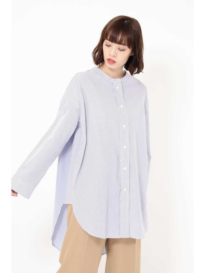 [Rakuten BRAND AVENUE]オーバーシャツ ROSE BUD ローズバッド シャツ/ブラウス【送料無料】