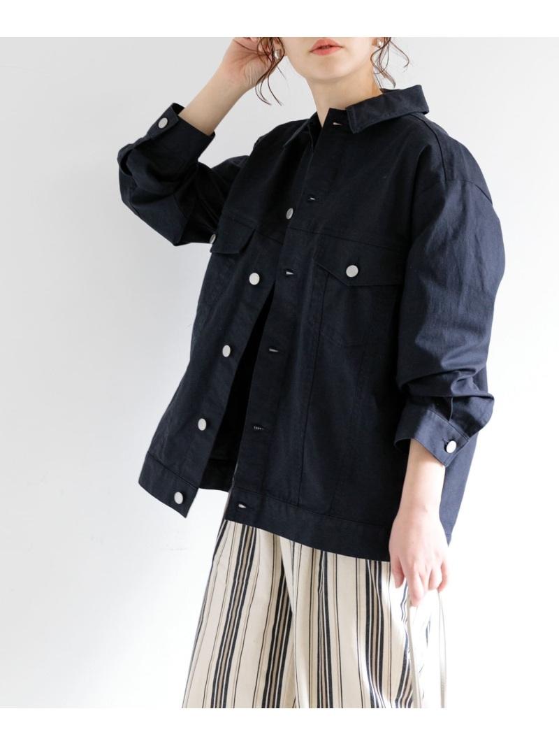 [Rakuten Fashion]カバーオール ROSSO アーバンリサーチロッソ コート/ジャケット カバーオール ネイビー ホワイト【送料無料】