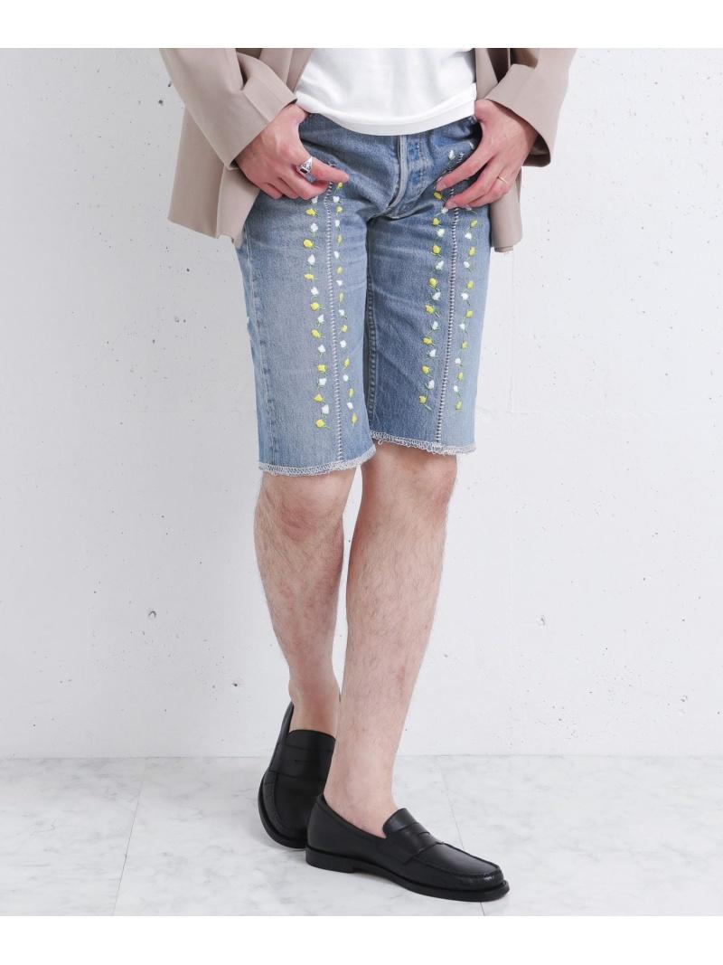 [Rakuten Fashion]CLASSDROPCITY ROSSO アーバンリサーチロッソ パンツ/ジーンズ ジーンズその他 ブルー【送料無料】