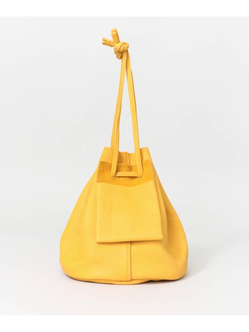 [Rakuten Fashion]MYTHINKSMYELKMEDIUMBUCKET ROSSO アーバンリサーチロッソ バッグ バッグその他 ゴールド ブラウン【送料無料】