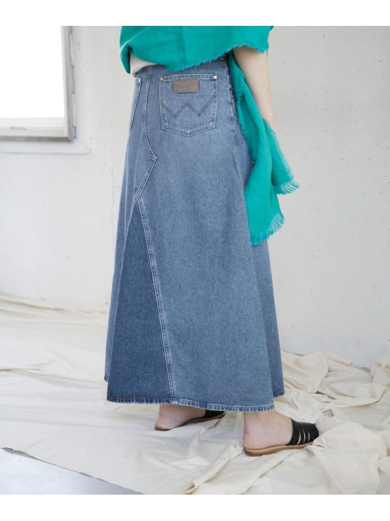 [Rakuten Fashion]【別注】WranglerDENIMFLARESKIRT ROSSO アーバンリサーチロッソ スカート スカートその他【送料無料】