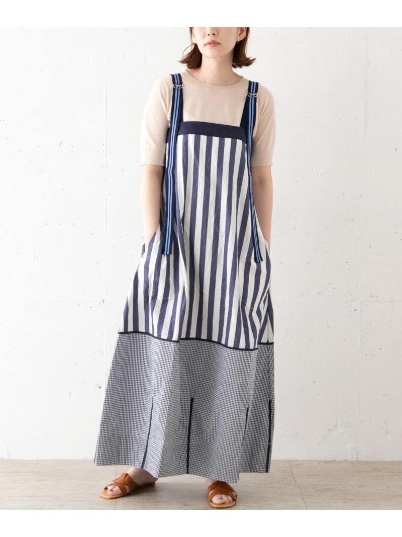 [Rakuten Fashion]LEEMATHEWBillieCamiDress ROSSO アーバンリサーチロッソ ワンピース ワンピースその他 ネイビー【送料無料】