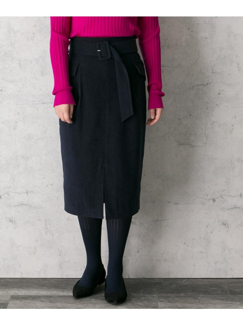 [Rakuten BRAND AVENUE]2WAYポケットタイトスカート ROSSO アーバンリサーチロッソ スカート【送料無料】