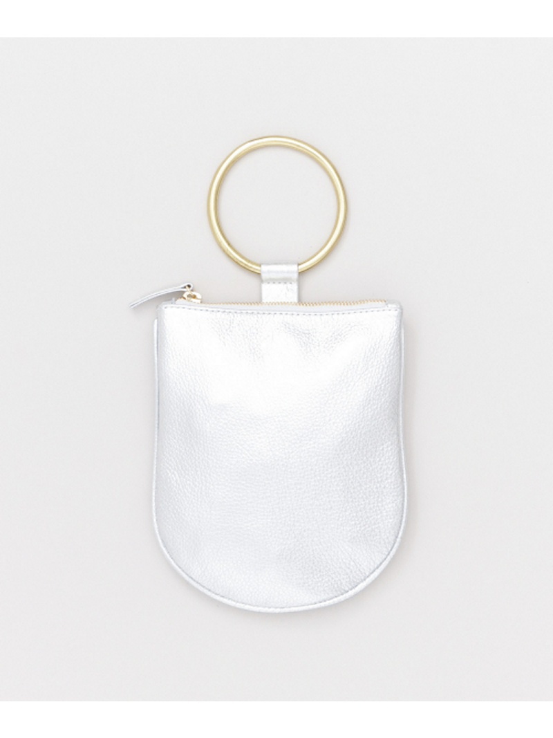 [Rakuten BRAND AVENUE]【SALE/40%OFF】MYERS COLLECTIVE RING POUCH MEDIUM ROSSO アーバンリサーチロッソ バッグ【RBA_S】【RBA_E】【送料無料】