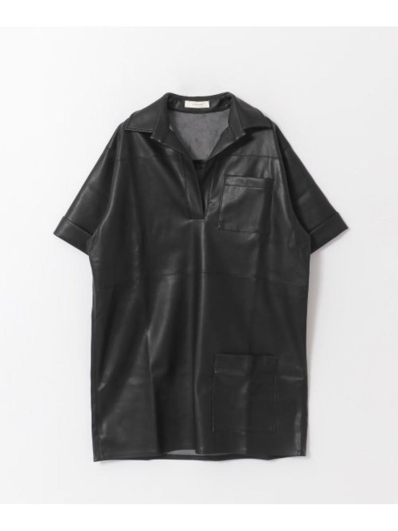 [Rakuten Fashion]【SALE/40%OFF】AERONSHIRTS ROSSO アーバンリサーチロッソ ワンピース ワンピースその他 ブラック【RBA_E】【送料無料】