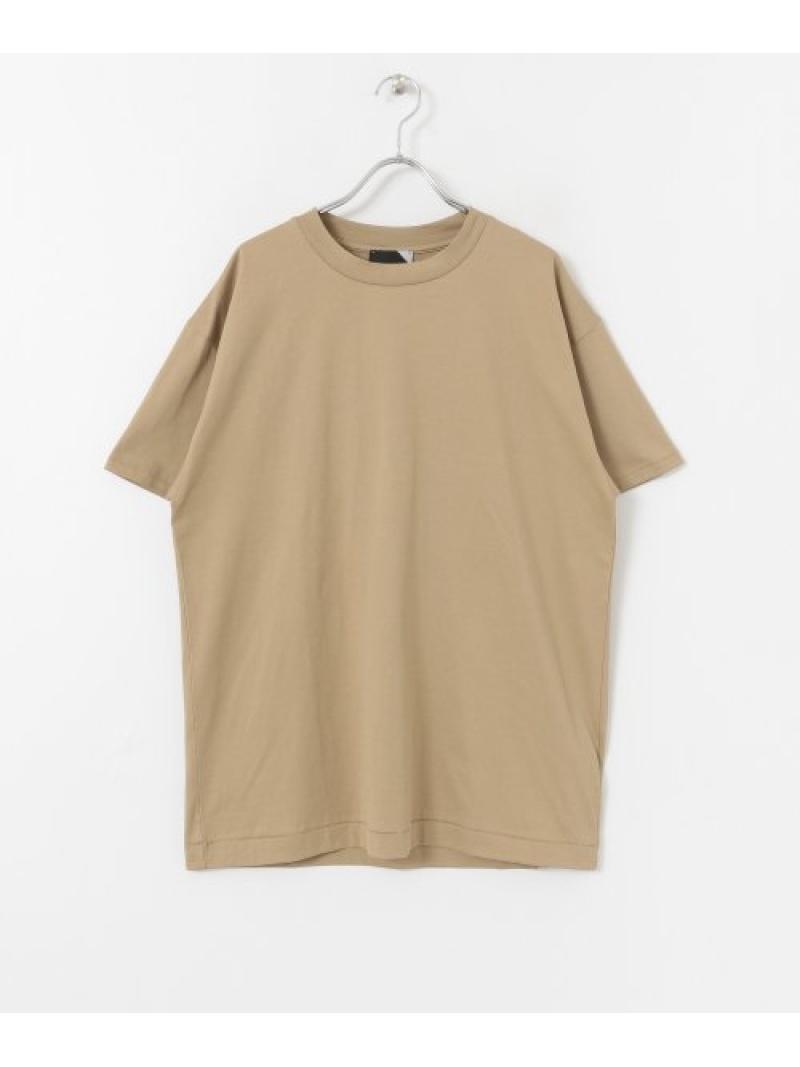 [Rakuten Fashion]ATONOVERSIZEDT-SHIRTS ROSSO アーバンリサーチロッソ カットソー Tシャツ ベージュ ホワイト ネイビー【送料無料】