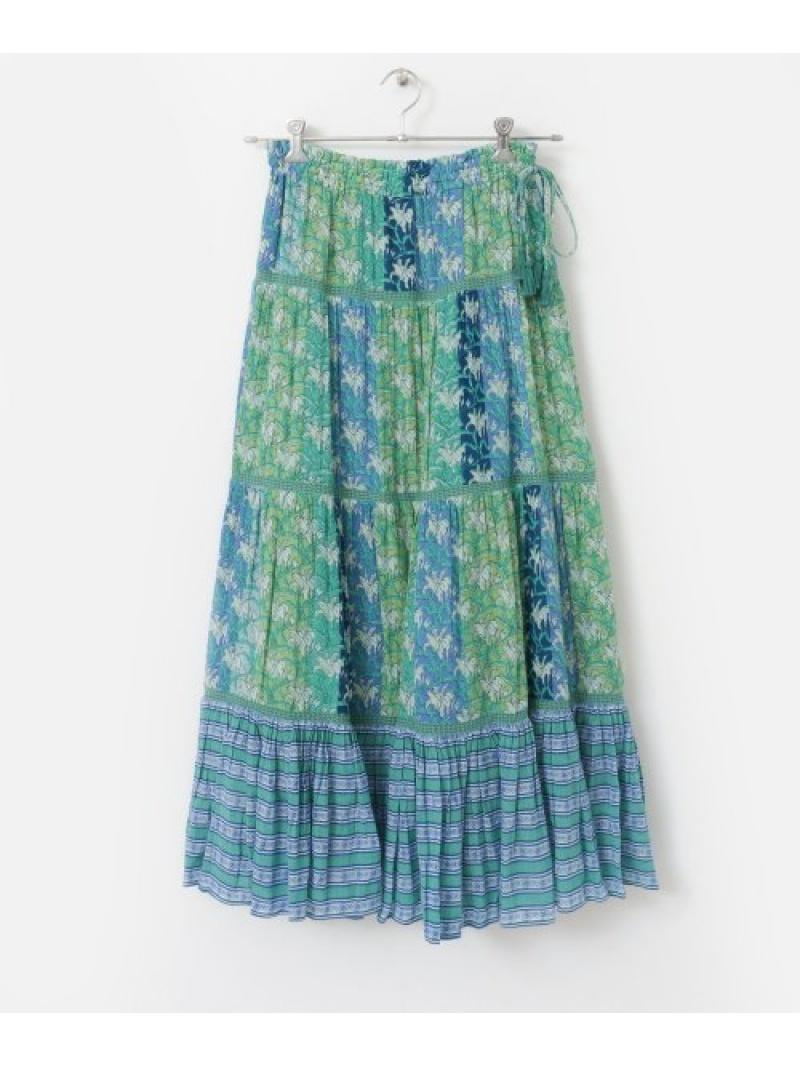 [Rakuten Fashion]saramallikaSKIRT ROSSO アーバンリサーチロッソ スカート スカートその他 ブルー【送料無料】