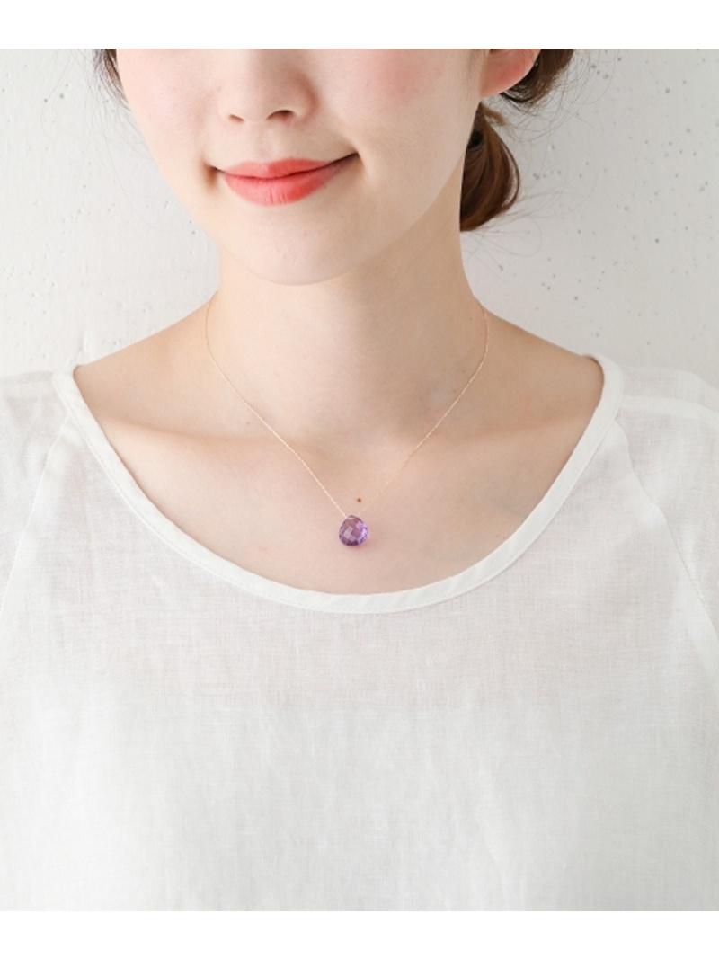 [Rakuten BRAND AVENUE]Favorible Stone Necklace ROSSO アーバンリサーチロッソ アクセサリー【送料無料】
