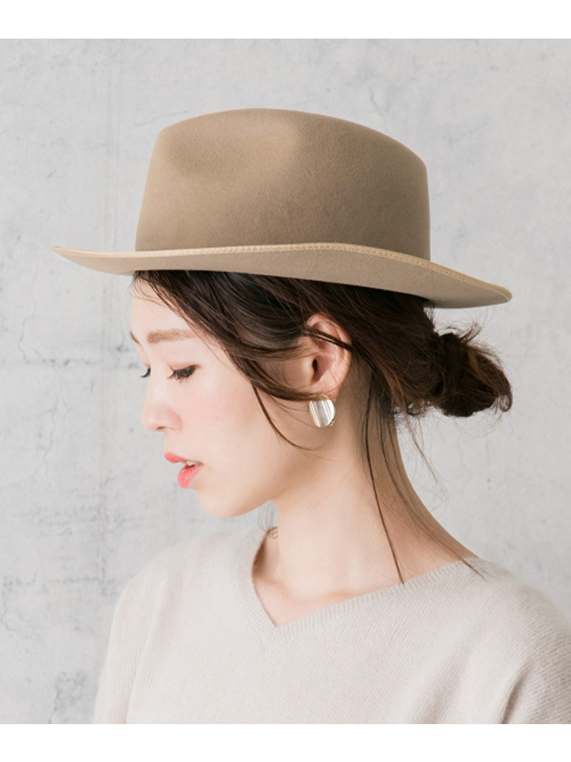 [Rakuten BRAND AVENUE]【SALE/40%OFF】TAH Rabbit Hat ROSSO アーバンリサーチロッソ 帽子/ヘア小物【RBA_S】【RBA_E】【送料無料】