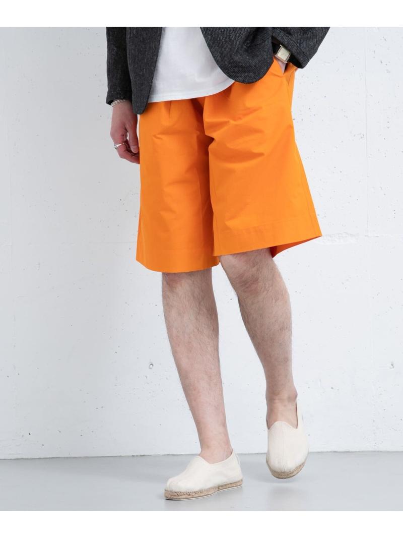 [Rakuten Fashion]STUDIONICHOLSONFACILE ROSSO アーバンリサーチロッソ パンツ/ジーンズ ショートパンツ【送料無料】