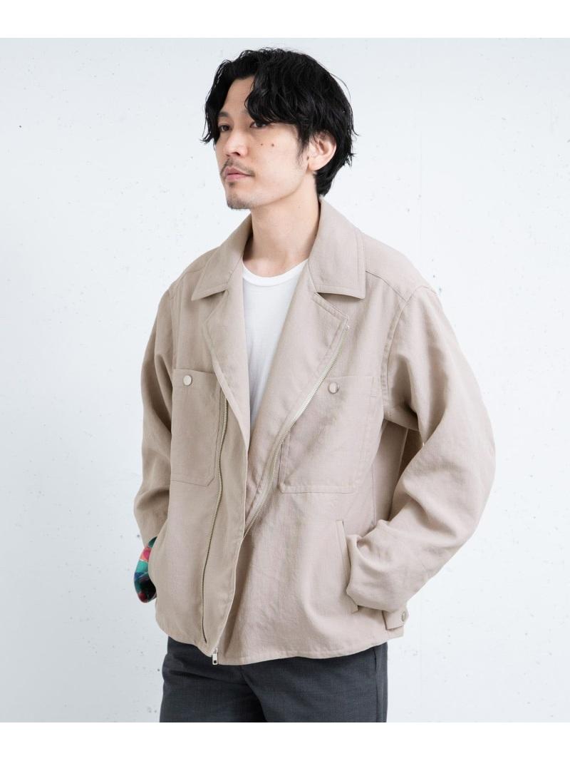 [Rakuten Fashion]【SALE/40%OFF】mandoBLOUSON ROSSO アーバンリサーチロッソ コート/ジャケット ブルゾン ブラウン【RBA_E】【送料無料】