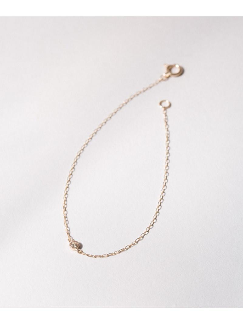[Rakuten BRAND AVENUE]Favorible diamond bracelet ROSSO アーバンリサーチロッソ アクセサリー【送料無料】