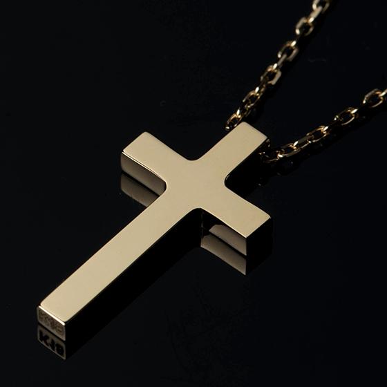 Rossoeblu rakuten global market 18 gold cross necklace 90 day 18 gold cross necklace 90 day guarantee mens womens simple gold necklace k18 k18 ranking 3rd pendant womens pendants aloadofball Images