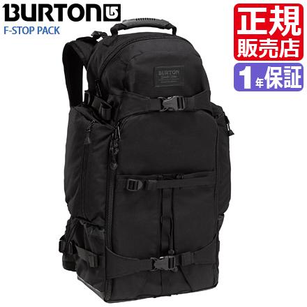 バートン カメラバッグ [正規販売店] BURTON 11030100002 F-Stop 28L Camera Backpack 一眼レフ おしゃれ 一眼レフカメラ ケース カメラバッグ 女子 バートン リュック カメラ カメラ リュックサック カメラケース かわいい