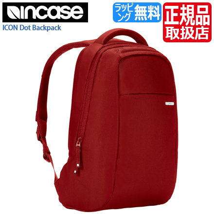 インケース リュック INCO100420-RED おしゃれ INCASE メンズ 可愛い レディース リュックサック バックパック ノートPC 通勤 通学 かわいい MacBook Pro Backpack