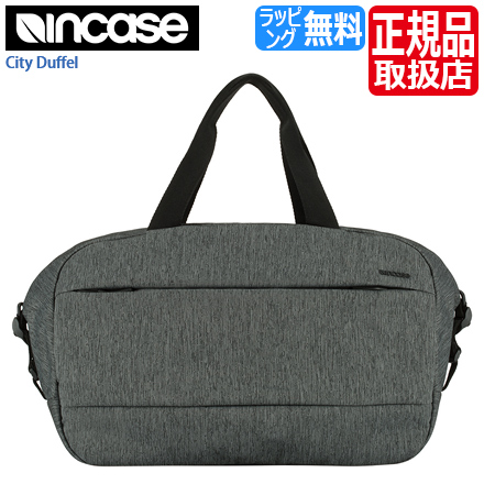 インケース ダッフルバッグ INCO400162-HBK おしゃれ INCASE メンズ 可愛い レディース ショルダーバッグ ノートPC バッグ 可愛い MacBook Pro 旅行バッグ インケース トラベルバッグ 旅行かばん ボストンバッグ