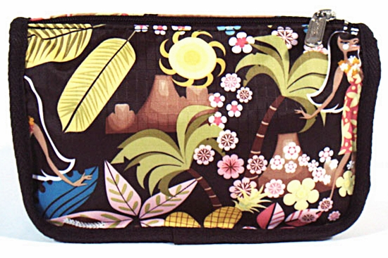 [Regular Edition] 7315-3800 COSMETIC LeSportsac and lesportsac WAHINE HULA [Wahine] TRAVEL [travel cosmetic] [gifts celebrate birthday women men]