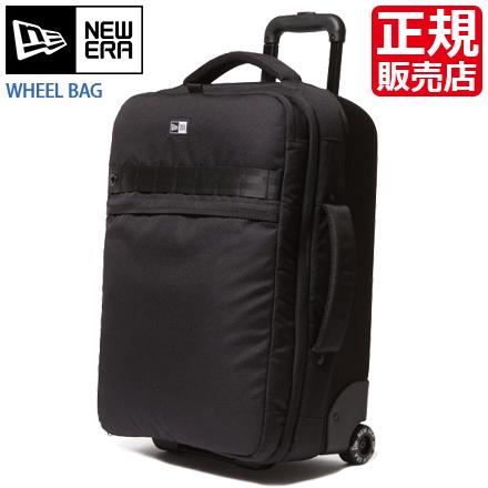 ニューエラ キャリーバッグ 正規販売店 11404105 スーツケース バッグ NEW ERA WHEEL BAG 旅行バッグ スーツケース 機内持ち込み おしゃれ 可愛い キャリーバッグ 旅行かばん トラベルバッグ