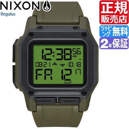 ニクソン レグルス 腕時計 A11803100 [正規3年保証] メンズ NIXON 時計 THE REGULUS メンズ nixon 入学祝い 誕生日 彼氏 プレゼント おしゃれ ブランド おすすめ 人気