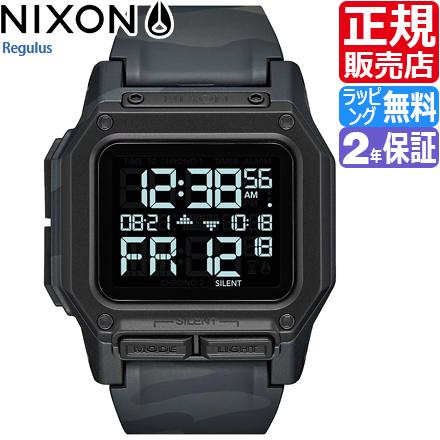 ニクソン レグルス 腕時計 A11803015 [正規3年保証] メンズ NIXON 時計 THE REGULUS メンズ nixon 入学祝い 誕生日 彼氏 プレゼント おしゃれ ブランド おすすめ 人気