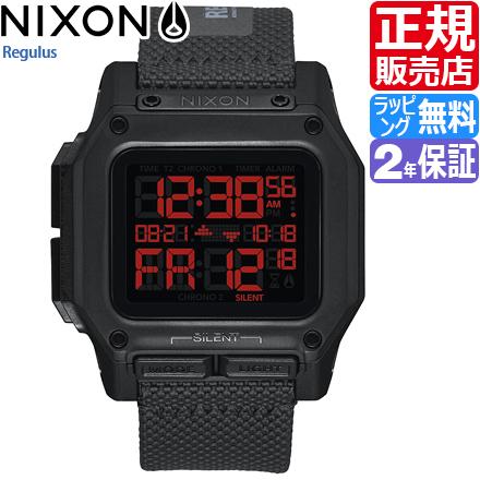 ニクソン レグルス 腕時計 A11803251 [正規3年保証] メンズ NIXON 時計 THE REGULUS メンズ nixon 入学祝い 誕生日 彼氏 プレゼント おしゃれ ブランド おすすめ 人気
