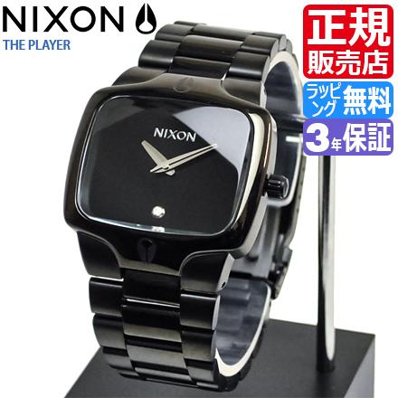 NIXON WATCH NA140001 Player BLACK