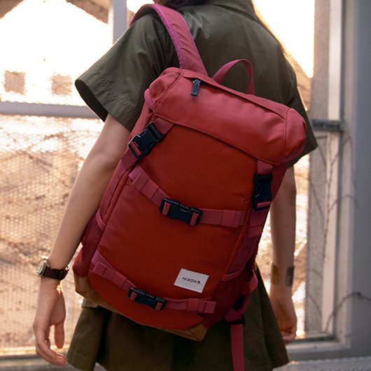 In review coupon Yen-present during ★ authorized dealer NC2256000 Nixon small landrock Nixon Luc Nixon bags nixon LANDLOCK SMALL Japan limited Luc stylish nixon Luc ladies rucksack backpack school 1125 NIXON