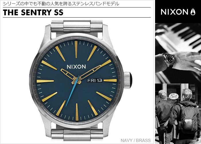 NIXON WATCH NA276001-00 PRIVATE SS ALLBLACK