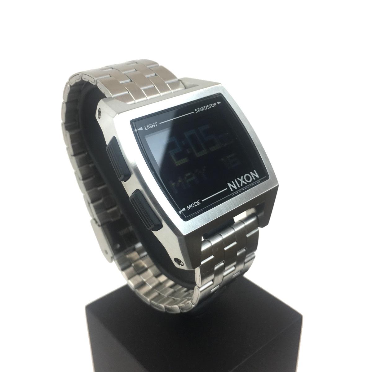 【4/8(月)1:59までTIME SALE!】 ニクソン 腕時計 NA1107000 [正規3年保証] メンズ NIXON 時計 THE BASE レディース nixon 入学祝い 誕生日 彼氏 プレゼント おしゃれ ブランド おすすめ 人気