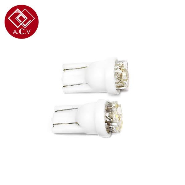 ライセンス球 ナンバー灯のLED化に 純白 LEDバルブ 2個セット メール便送料無料 三菱 ミニカ H4#ALED ナンバー灯 超美品再入荷品質至上 ライセンス 2個 ホワイト セット 電球 白 ナンバーランプ ギフト FLUX T10 6連 ウェッジ球