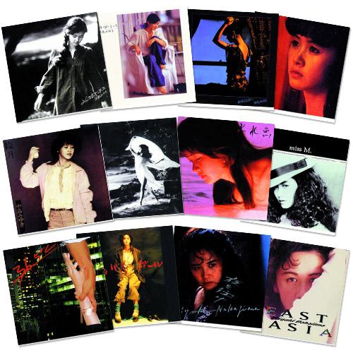 中島みゆき CD-BOX 1976~1983 全10枚セット