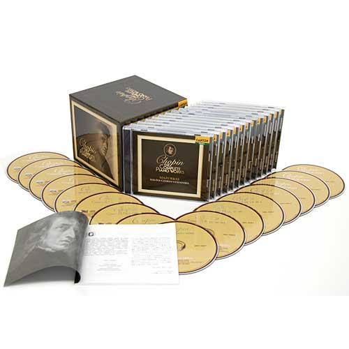 ショパン・ピアノ大全集 CD-BOX DMCL-40209