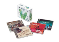 Island Breeze Label Selection CD-BOX