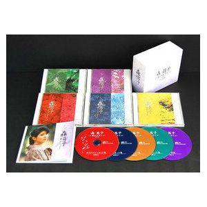 「森昌子~歌ひとすじ~ 」 CD-BOX(5枚組)