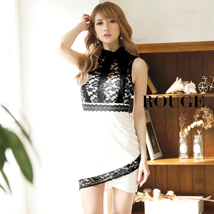 7b0a785992a53 キャバドレス ドレス S M L XL ルージュ キャバドレス ドレス 長袖 ミニ 大きいサイズ s m l xl サイズ
