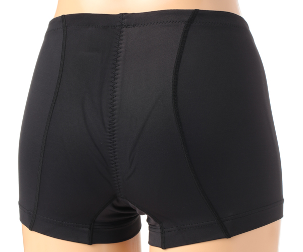 ATSUGI (Atsugi) 1week Sanitary active (noon) beauty make-style 87352AS sanitary shorts / クロッチギャザー, back gusset seat which is hard to do it of the sound that it is with back tape, and I cope, and Hanetsuki napkin has dry, black gusset seat 10P05Nov16