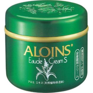 アロエエキス 天然植物保湿剤 配合の全身薬用クリーム 医薬部外品 アロインス化粧品 185g 日本全国 送料無料 オーデクリームS 最新アイテム アロインス