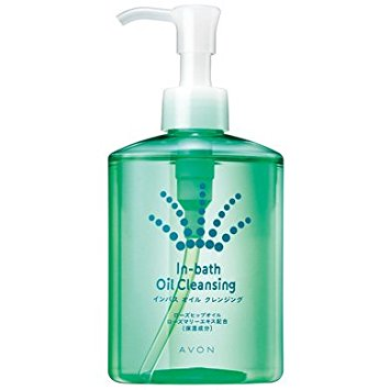 Avon in bath oil cleansing SX 200ml AVON (Avon products) [skin care cleansing], [at more than 20,000 yen (excluding tax)] [Rakuten BOX receipt item] [05P01Oct16]