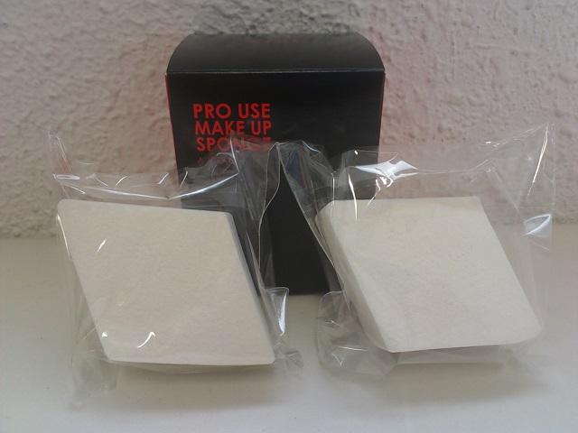 AVON アウトレットセール 特集 エイボン プロユース 2個入 購買 メイクアップスポンジ
