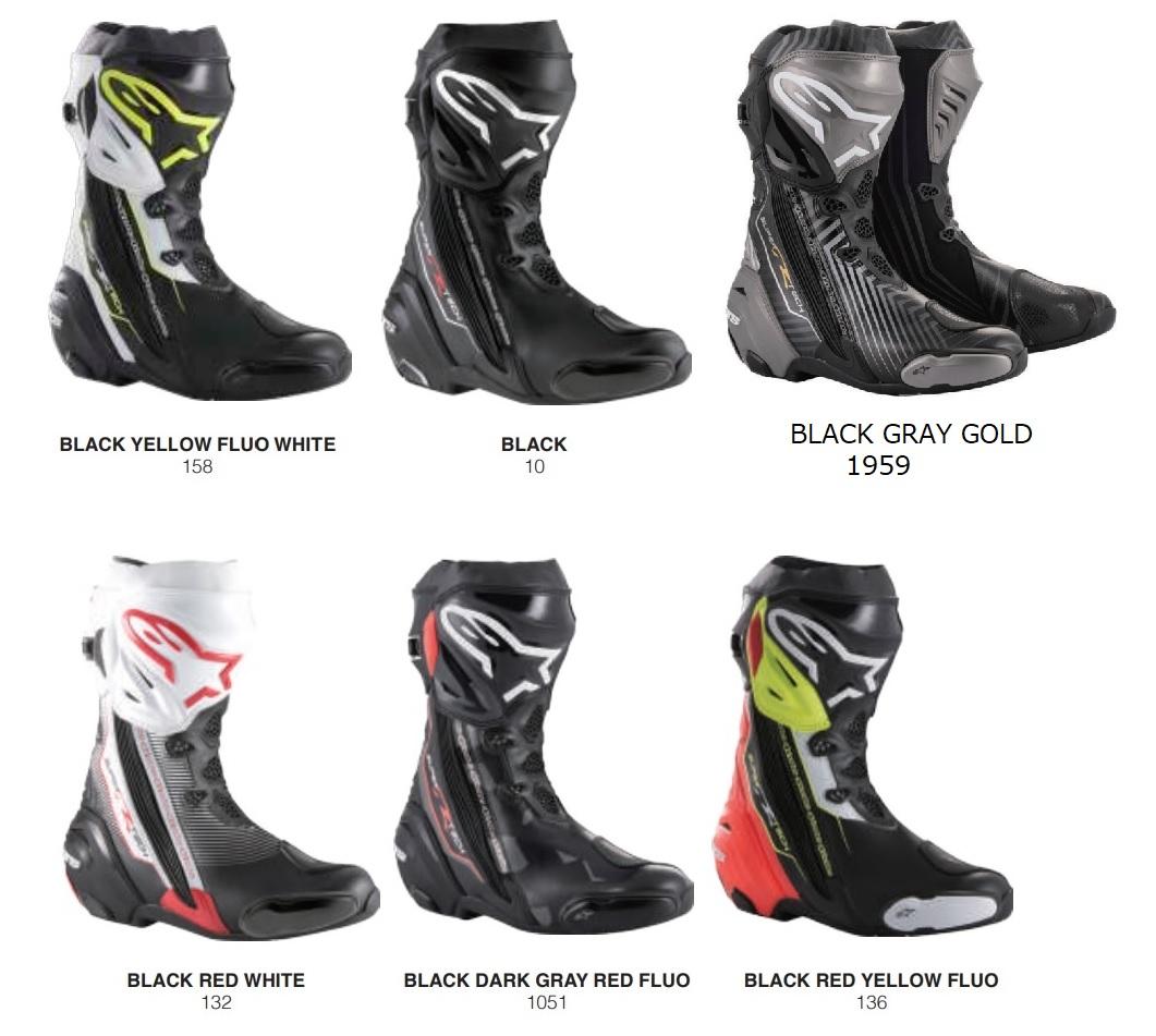 《週末限定タイムセール》 アルパインスターズ スーパーテックR 在庫処分特価 ALPINESTARS 2220015 期間限定特価品 SUPERTECH R tech BOOT レーシングブーツ 正規品 r super オンロードブーツ