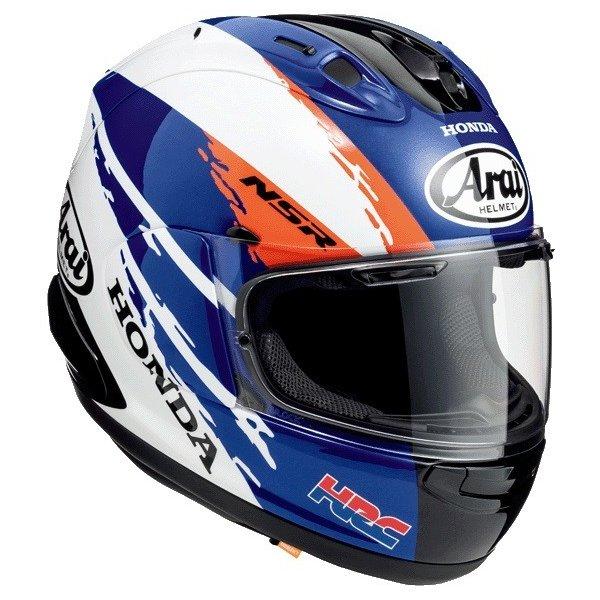 在庫有り Arai Honda RX-7X NSR250 92年 受注生産限定 ヘルメット