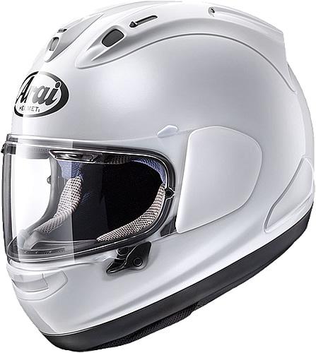 【Arai】 RX-7X グラスホワイト